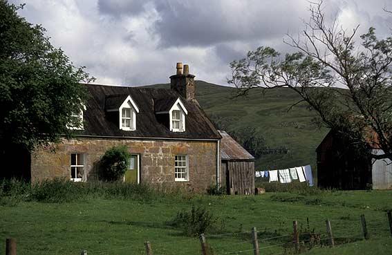 Un recuerdo por el pasado, un canto a Escocia tierra de mis ancestros.